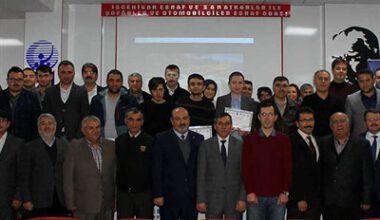 Proje yazma eğitimi verildi – Kocatepe Gazetesi
