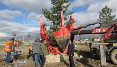 Sanayi Sitesi ağaçlandırıldı – Kocatepe Gazetesi