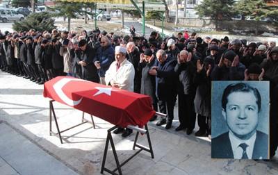 Karaağaçlıoğlu son yolculuğuna uğurlandı – Kocatepe Gazetesi