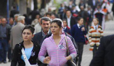 Afyon'nun nüfusu 3 bin arttı