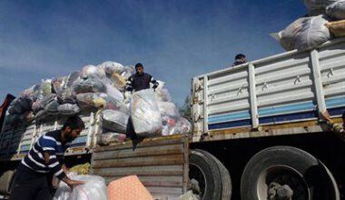 Türkmenlere ikinci yardım gönderildi – Kocatepe Gazetesi