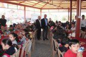 Öğrencilere yemek ikram edildi – Kocatepe Gazetesi
