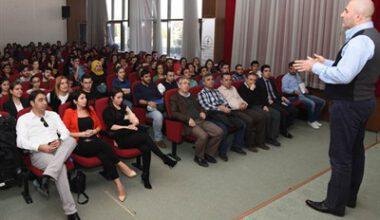 Turizm öğrencilerine seminer verildi – Kocatepe Gazetesi