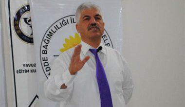 Baykara madde bağımlılığını anlattı – Kocatepe Gazetesi
