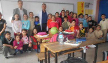 Arsoy ilkokulunda Yeşilay etkinliği – Kocatepe Gazetesi