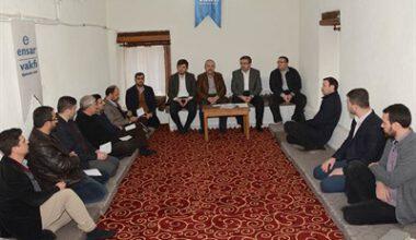 AK Parti, sivil toplumla görüş alışverişinde