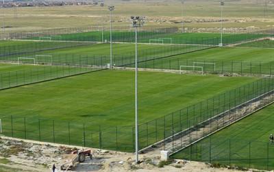 Futbol sahası yaptırılacak