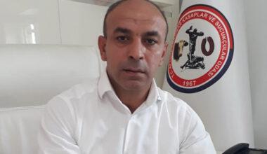 """Afyonkarahisar Kasaplar ve Sucukçular Oda Başkanı İbrahim Yörük basın açıklaması yaptı: """"İFŞA EDİLEN Mevsim Sucukları markasının  Mevsim Marketler ile ilgisi yok"""""""