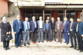 İGM Üyeleri Büyükkalecik Beldesi'nde incelemelerde bulundular
