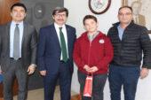 Afyonlu öğrenci Türkiye ikincisi oldu