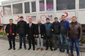 Yeniden Refah Partisi kan bağışladı