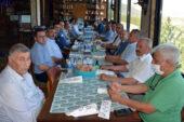İscehisar'da sıcak asfalt  yol yapımı tamamlandı
