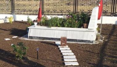 100 şehit mezarı yeniden yapılacak