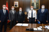 AKÜ ile GSİM arasında  protokol imzalandı
