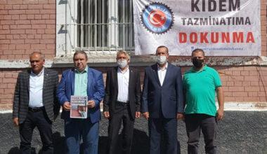 Arslan: İktidar işçinin kıdem tazminatına göz dikti