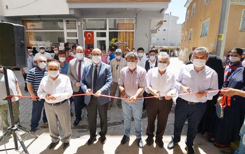 Başkan Çöl, işyeri açılışlarına katıldı
