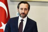 """""""Türkiye'nin haklı tezlerini yok saymaya  çalışanları rahatsız etmeye devam edeceğiz"""""""