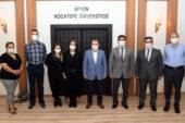 """""""Tarihte ve Sanatta Afyon Bitkisi"""" projesi tamamlandı"""