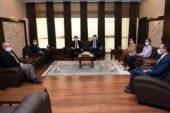 """AKÜ'den """"Kadın Kültür Evleri"""" projesine tam destek"""