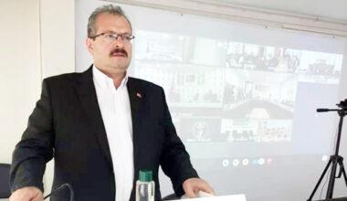 AK Parti'de bir istifa daha