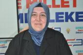 """""""AK Parti'de bir nefer olmak şahsım için büyük şereftir"""""""