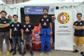 ATSO'nun desteklediği takım, ilk 15'e girdi