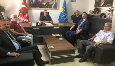 """""""Afyon'un tanınan yüzleri İYİ Parti'ye katılacak"""""""