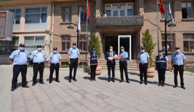 Başkan Çöl, Zabıta Teşkilatının 194'üncü yaşını kutladı