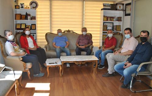CHP heyeti Kocatepe'nin 56'ıncı yıldönümünü kutladı