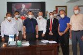 Dinar OSB'ye yeni yatırım