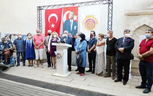 Uluslararası Afyonkarahisar Kültür ve Sanat Şöleni başladı