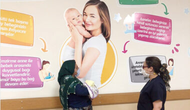 AFSÜ'de anne sütü eğitimleri sürüyor