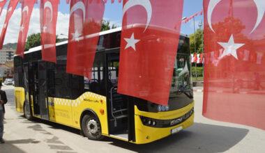 """Afyon'da şehir içi otobüslerde """"HES Kodu"""" uygulaması başlıyor"""
