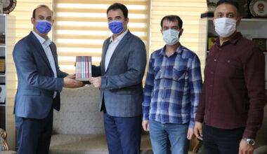 BİK Müdürü Mert'den Kocatepe'ye ziyaret