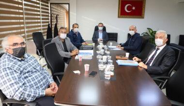 Afyon'un  taleplerini istişare ettiler: Bakan Karaismailoğlu geliyor