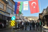 """""""Canımız kanımız Azerbaycan'ın yanındayız"""""""