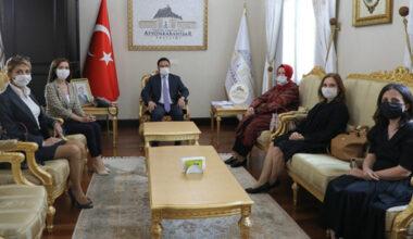 """""""Kadın Kültür Evleri projesi Afyon'un  gelişmesine büyük katkı sağlayacak"""""""