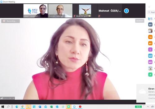 Proje Çağrısı Bilgilendirme Toplantısı çevrimiçi yapıldı