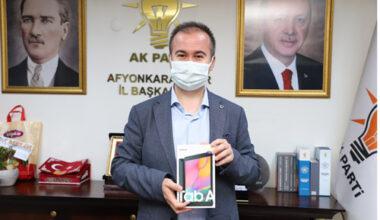 Tablet askıda,  AK Parti hazırlıkta