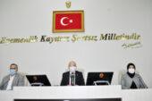 2021 bütçesi 168 milyon 500 bin lira