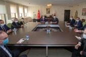 Liderler ülke meselelerini masaya yatırdı