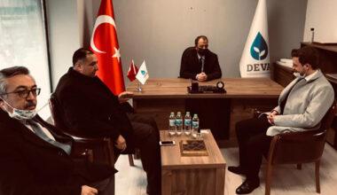 İYİ Parti, şehrin sorunlarını DEVA ile istişare etti