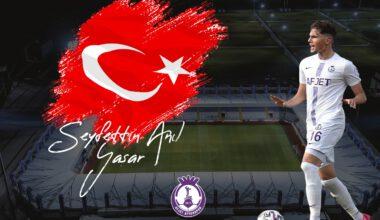 AFJET Afyonspor'a Milli Gurur