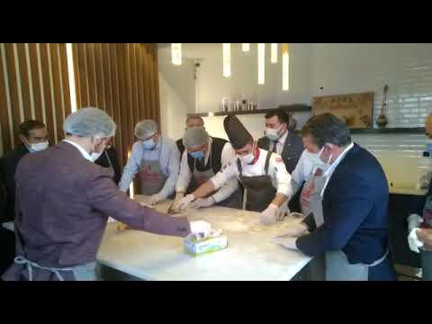 Milletvekilleri Özkaya ve Yurdunuseven, yatırımları takip ediyor