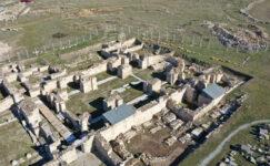 Amorium adım adım turizme kazandırılıyor