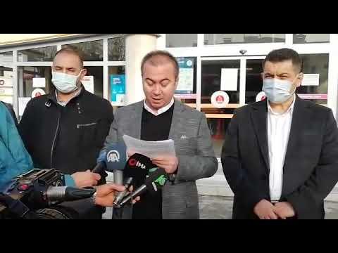 """AK Parti'den """"DARBE"""" imalarına suç duyurusu"""