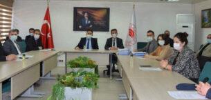 İl Mera Komisyon Toplantısı yapıldı