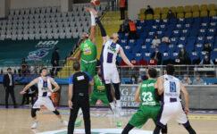 Basketbolcular galibiyet hedefliyor