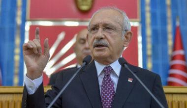 Kılıçdaroğlu'ndan Köksal'a  kentsel dönüşüm görevi