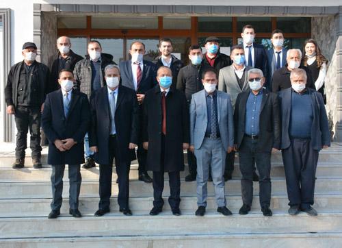 """""""MHP'li Belediyeler, üretken belediyecilik ruhuyla çalışıyor"""""""